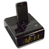 iCraig Alarm Clock and AM_FM Stereo Radio for IPod