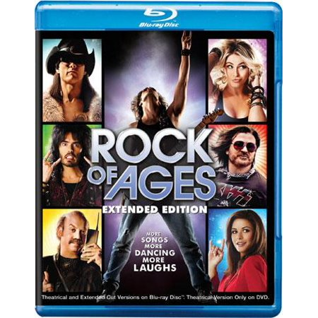 Rock of Ages (Blu-ray + DVD)