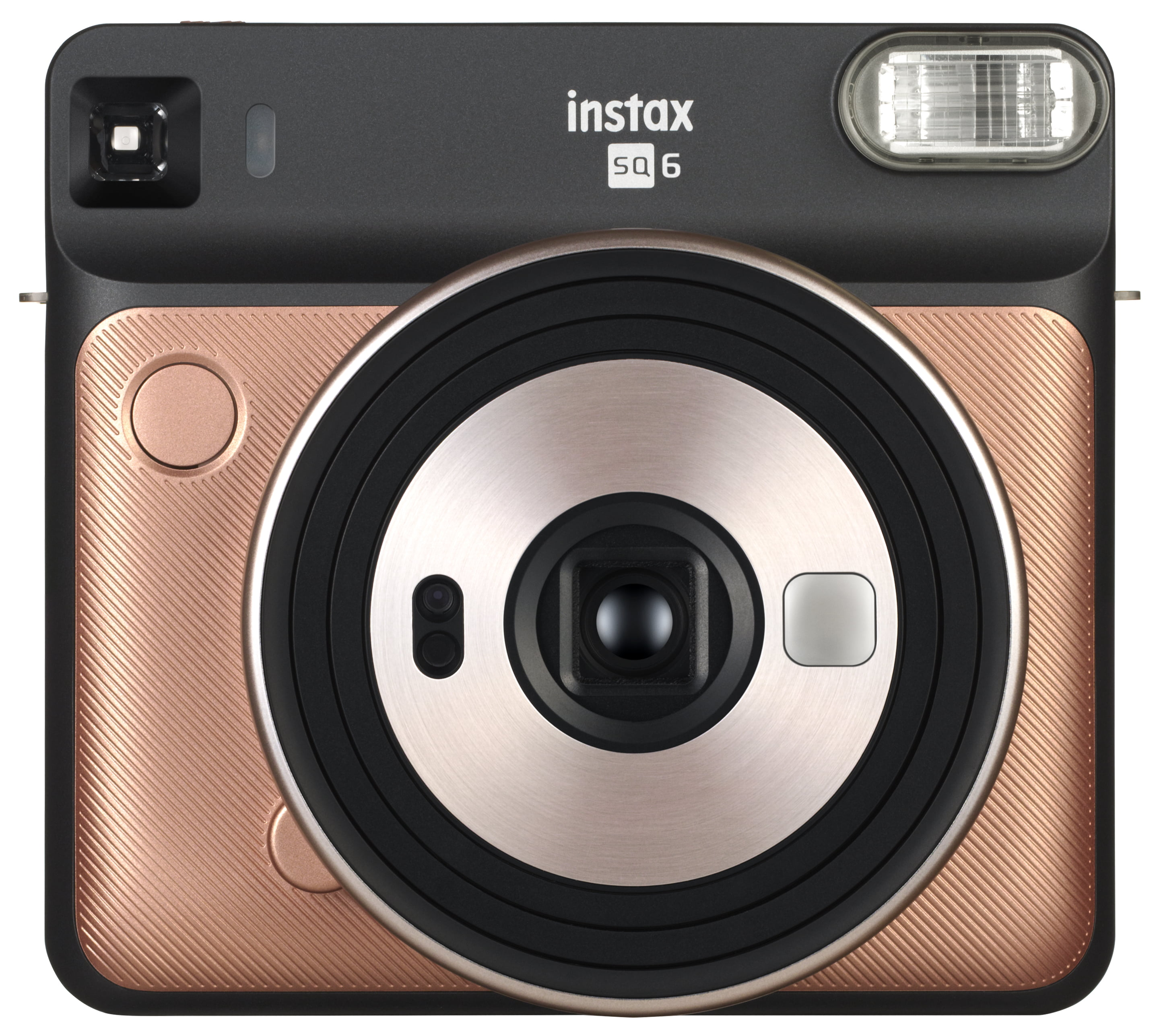 FujiFilm Instax Square SQ6 Instant Film Camera Blush Gold by Fujifilm