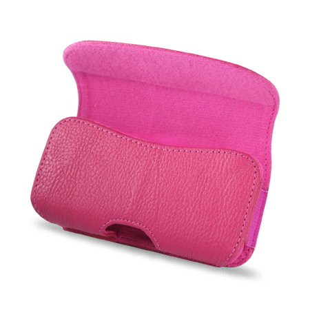 HORIZONTAL POUCH HP18A BLACKBERRY 8330 HOT PINK Blackberry 8300 Horizontal Pouch