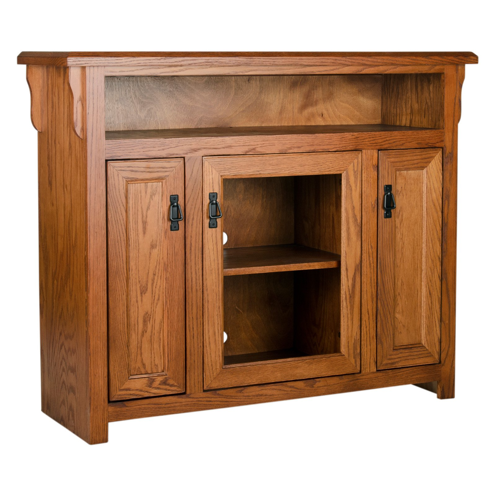 Eagle Furniture 50 in. Wide Mission Entertainment Console