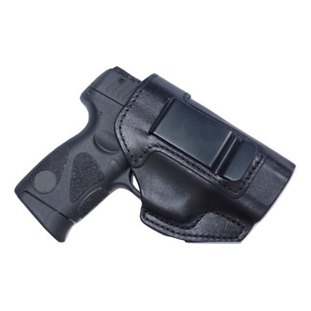 Leather IWB Conceal Carry Holster Fits: Smith & Wesson S&W M&P