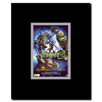 Teenage Mutant Ninja Turtles Framed Movie Poster