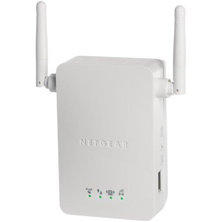 Netgear N300 WiFi Range Extender (WN3000RP-100NAS)