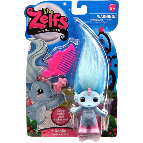The Zelfs, Medium, Seahorse, Sealia