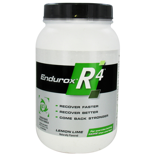 Pacific Health Labs Endurox R-4 Carbohydrate Protein Formula Lemon-Lime - 4.63 Lbs