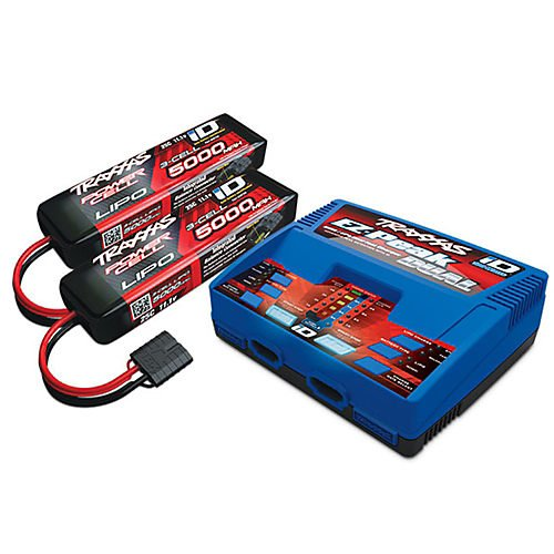 Traxxas X-Maxx Battery/Charger Completer Pack