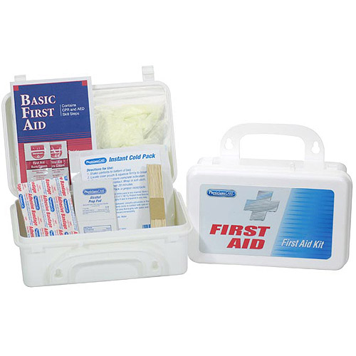 Physicians Care 52pc HomeOffice First Aid Kit 10 Person