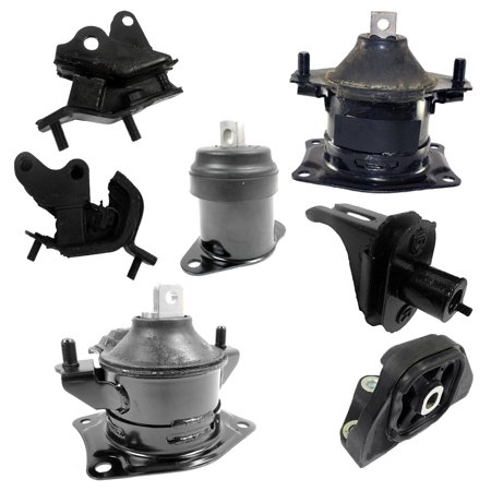 For 04-08 Acura TSX 2.4L FWD 4571 4591 4517 4516 4596 4594 4593 7PCS Set Engine Motor and Transmission Mount 04 05 06 07 08