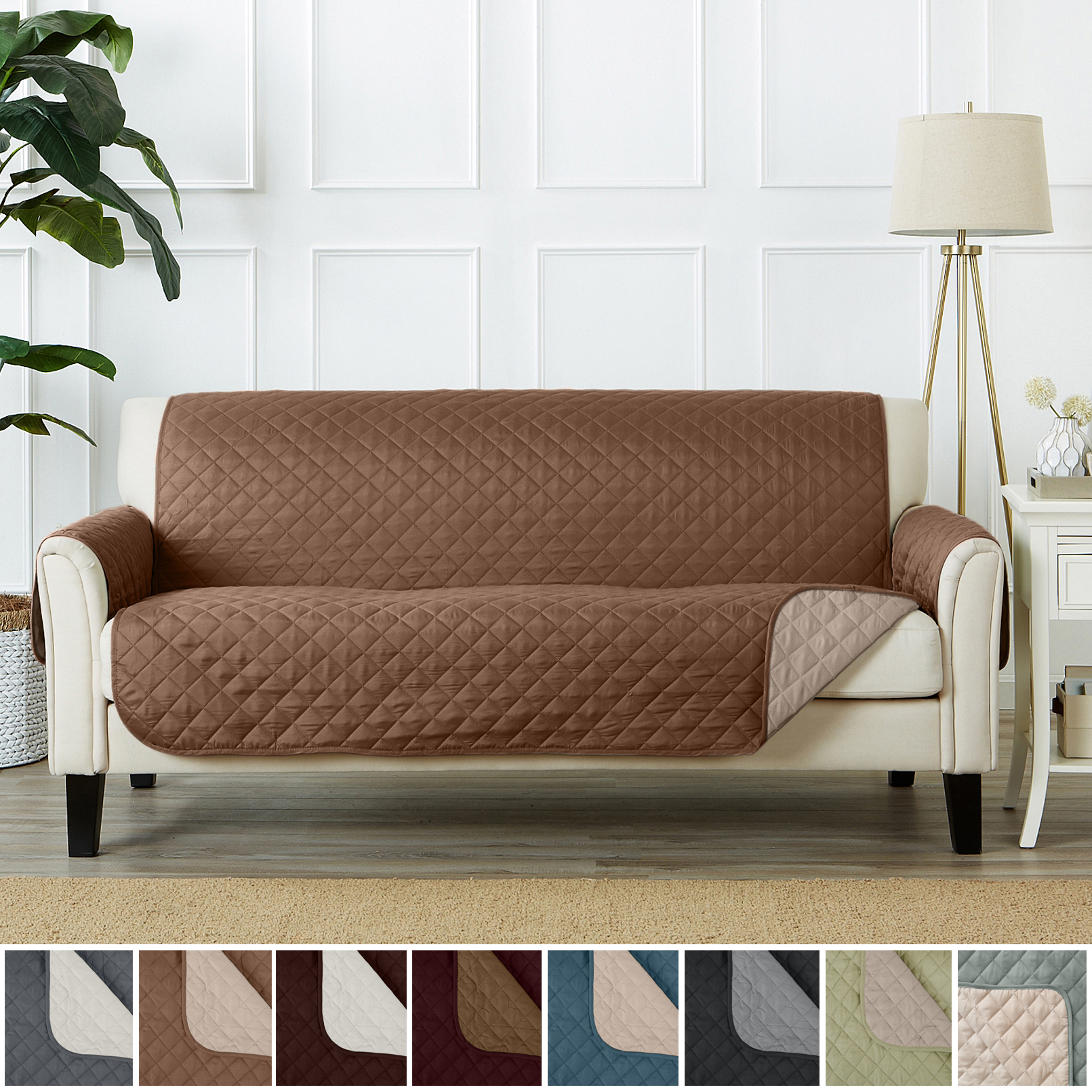 Reversible Furniture Protector by Home Fashion Designs