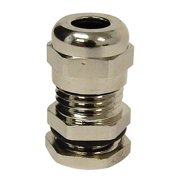 "Metal Cable Glands - Metric Thread  M40 .87"" - 1.26"""