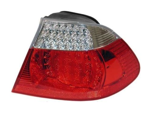 """BMW Taillight """"LED"""" with White Turn Signal for Fender Right Outer OEM ULO by Ulo"""
