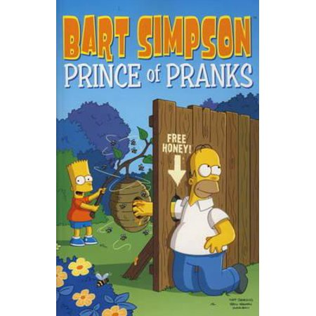 Bart Simpson : Prince of Pranks