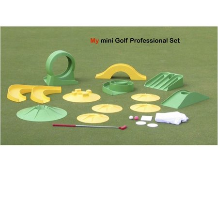 Miniature Golf Set (Back 9 Set) (Baby Golf Set)