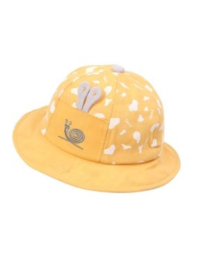 Funcee Kid Baby Unisex Cotton Fishing Hats Caps