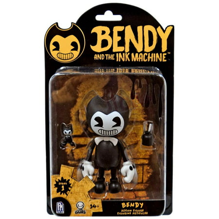 Mache Figure - Bendy and the Ink Machine Series 1 Bendy Action Figure