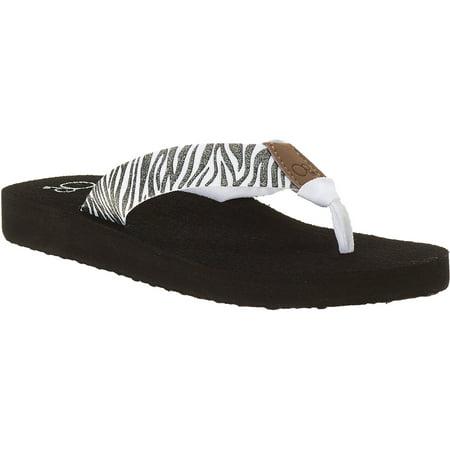 OP Girl's Beach EVA Classic Wedge Sandal