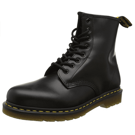 Dr. Martens 1460 Smooth 8-Eye Boots 11822006 Black uk7 - Boys Dr Martens Boots