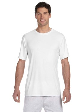 8da0522b01061 Product Image Hanes Pack3 Men Short Sleeve Cool Dri T-Shirt UPF