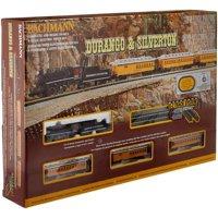 Bachmann Trains N Scale Durango & Silverton Ready To Run Electric Locomotive Train Set