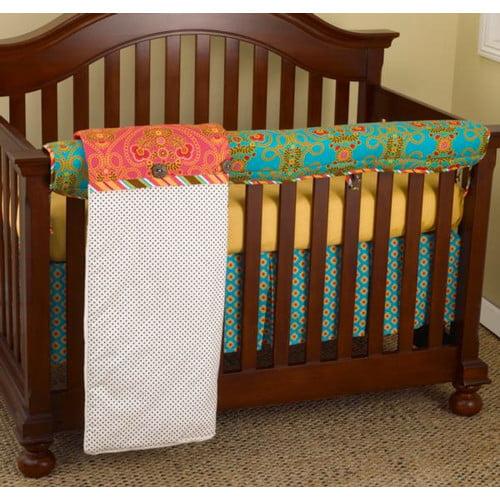 Harriet Bee Royston 4 Piece Crib Bedding Set