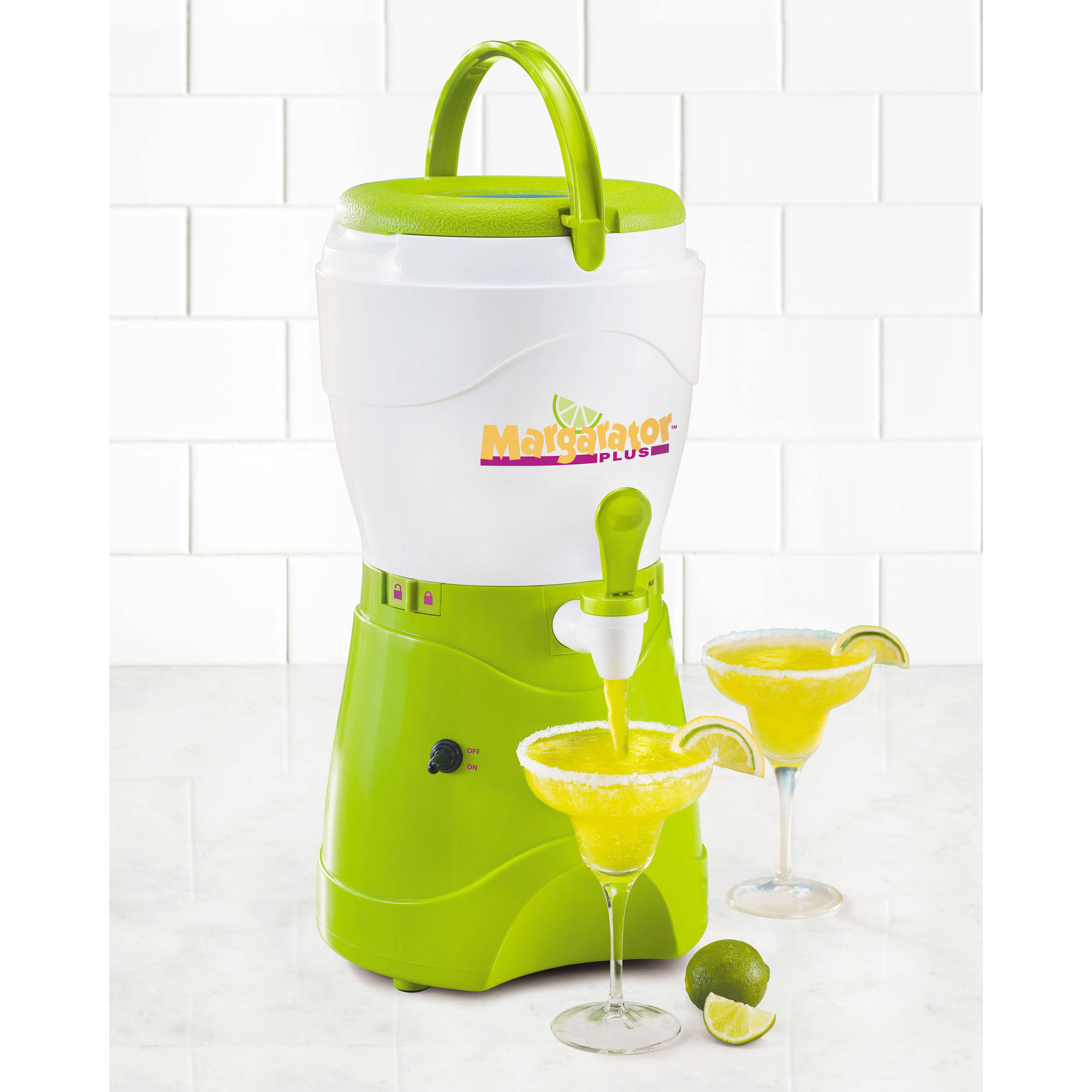 Nostalgia MSB600 1-Gallon Margarator Plus Margarita and Slush Maker
