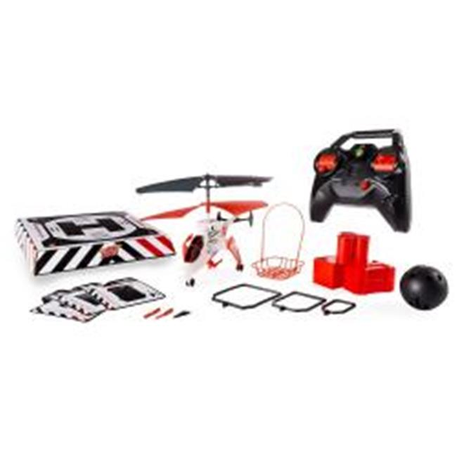 Air Hogs Mission Alpha RC Helicopter White by GrandGames