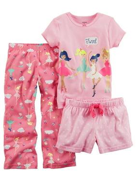 c2a38c04d Carter s Baby Girls Pajamas - Walmart.com