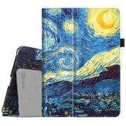 Fintie iPad 9.7 Inch 2018 / 2017 Case, Folio Cover for iPad 6th Gen / 5th Gen /iPad Air 2 / iPad Air, Starry Night