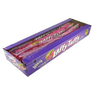 Laffy Taffy, Rope Strawberry, 19.4 Oz, 24 Ct - Calories In Taffy