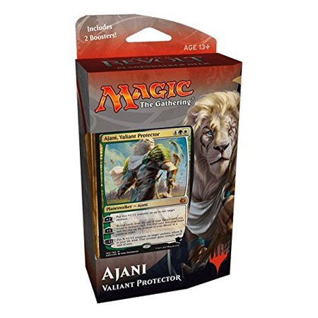 Magic The Gathering Aether Revolt Planeswalker Deck Ajani Sealed