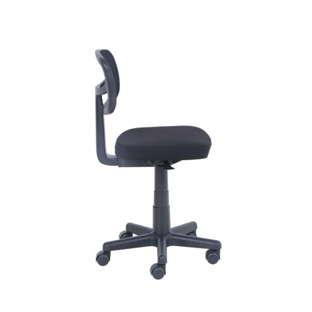 Mainstays Mesh Task Chair with Plush Padded Seat, Multiple Colors