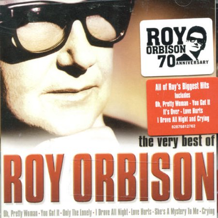 Roy Orbison - Very Best of Roy Orbison [CD] (The Best Of The Lettermen)