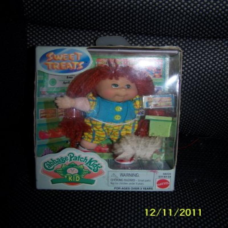 Cabbage Patch Kids Sweet Treats Mini Doll by