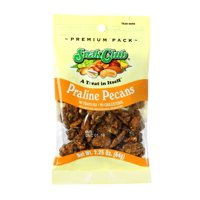 Product Of Snak Club, Premium Praline Pecan, Count 6 (2.5 oz) - Nut & Dry Fruit / Grab Varieties & Flavors