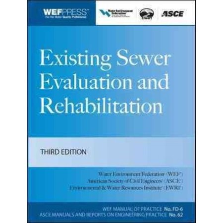 Existing Sewer Evaluation And Rehabilitation Mop Fd  6  3E