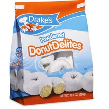 Baked Goods & Desserts: Drake's Powdered Donuts