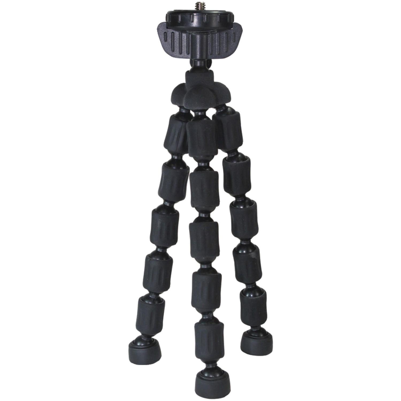 """Vivitar Viv-sp-6 7"""" Mini Flexible Spider Tripod"""