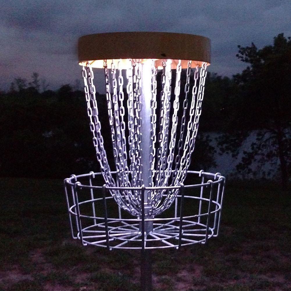 Disc Golf Basket Led Lights