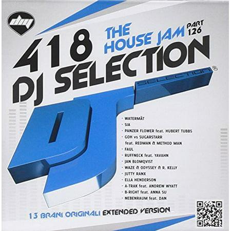 DJ Selection 418-The House Jam 126 / Various ()