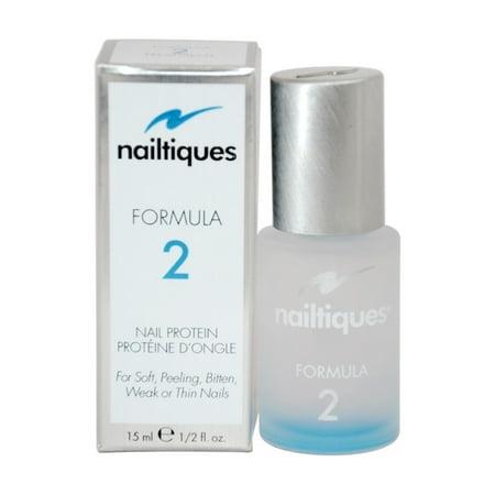Nailtiques Nailtiques Nail Protein Formula 2 Treatment - 0.5 oz ()