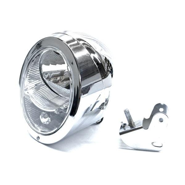 Motorcycle Custom Chrome Headlight Head Light For Victory V92C V92SC V92TC Deluxe Classic - image 5 of 5