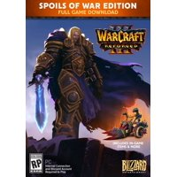 Warcraft III Reforged Spoils of War Editions, Blizzard, PC [Digital Download]