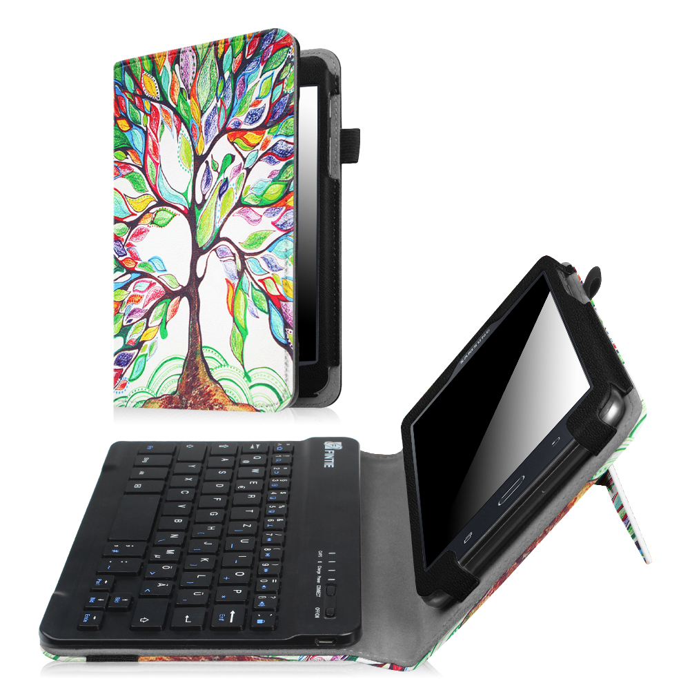 Fintie Samsung Galaxy Tab A 7.0 Keyboard Case - PU Leathe...