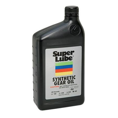 Synthetic Gear Oil, ISO 220, 1 Qt