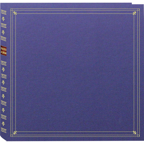 Pioneer Mp 46 Large Photo Album For 4x6 Bay Blue Walmartcom