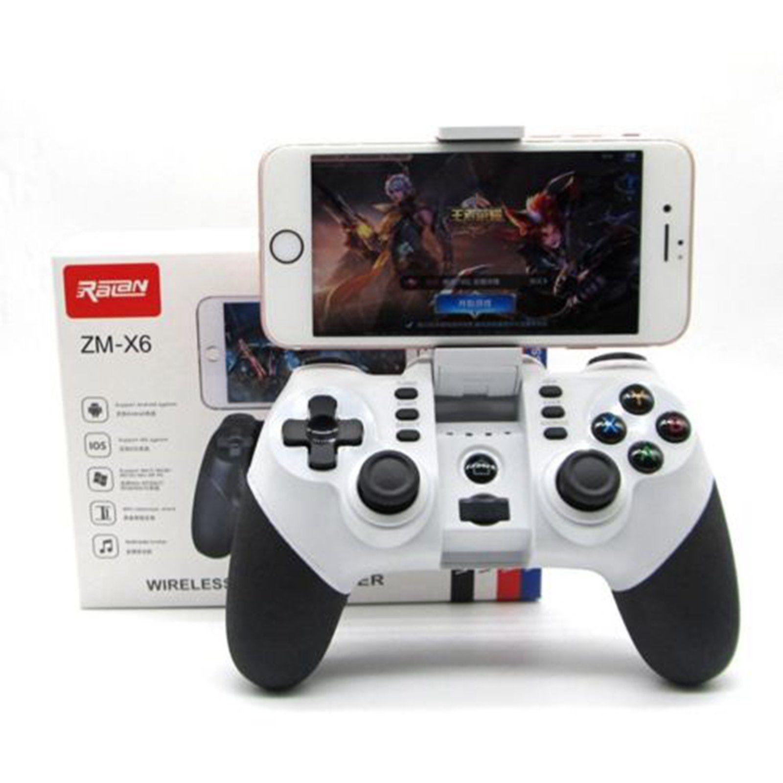Professional Wireless Fortnite Controller Ninja Gaming Remote Mobile