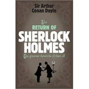 The Return of Sherlock Holmes (Annotated) - eBook
