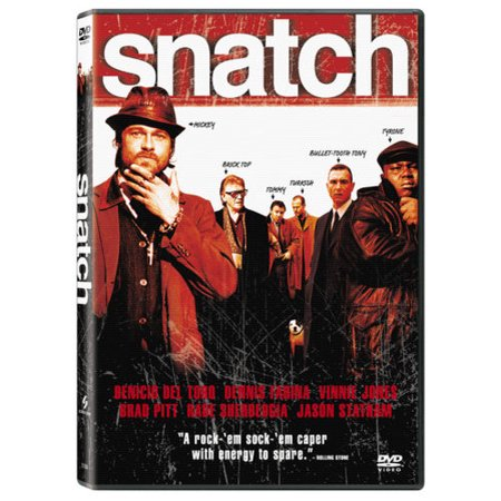 Snatch  Full Frame  Widescreen