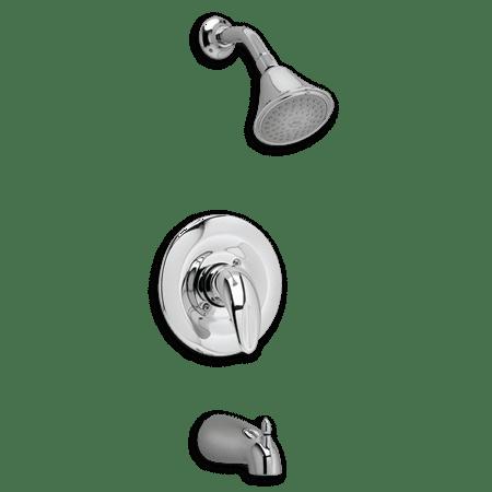 Reliant 3 Shower Only Trim Kit in Polished Chrome](Shower Trim Kit)